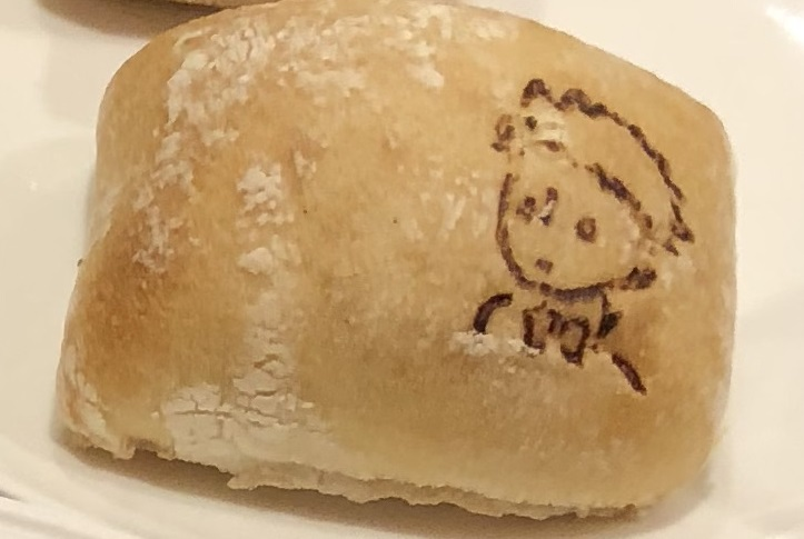ル・プチ プランスのパン